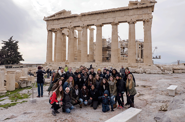 summer Study Abroad Course in Greece